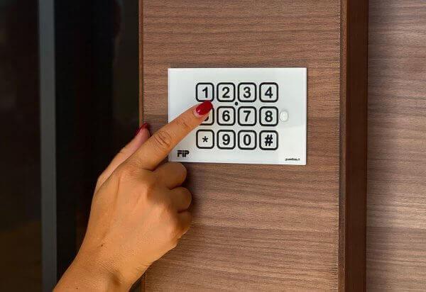 serratura elettronica a tempo energy saver