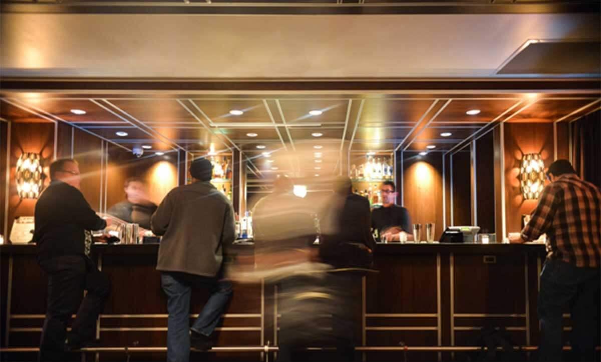 hotel bancone bar