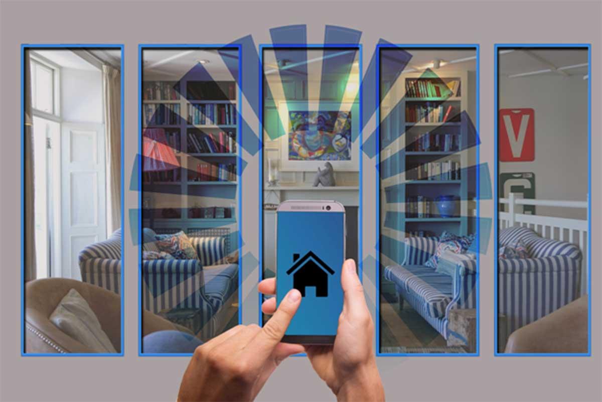 domotica hotel apertura porte con telefonino