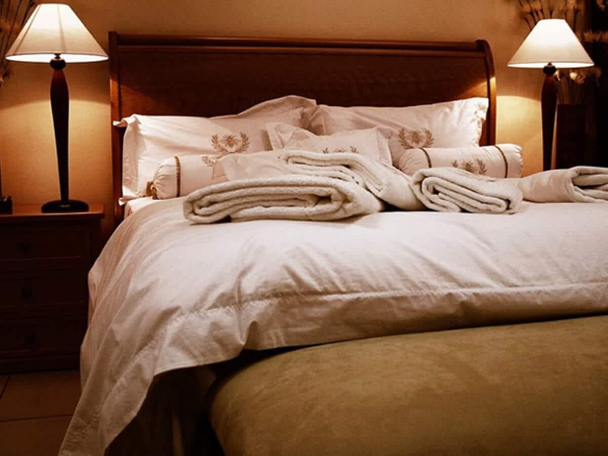 camera hotel domotica