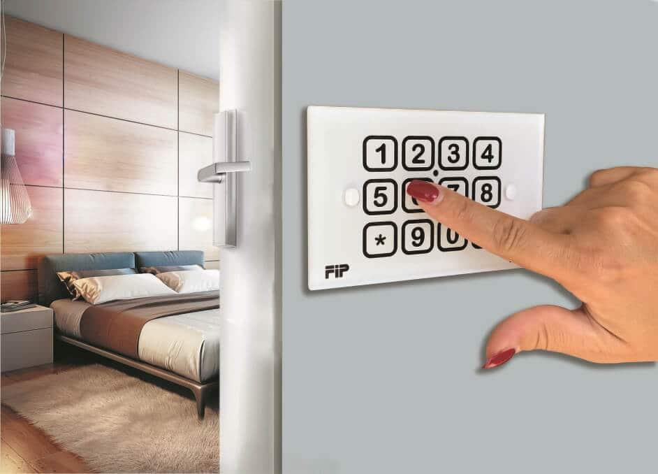 Domotica hotel come gestire gli accessi di hotel e B&B