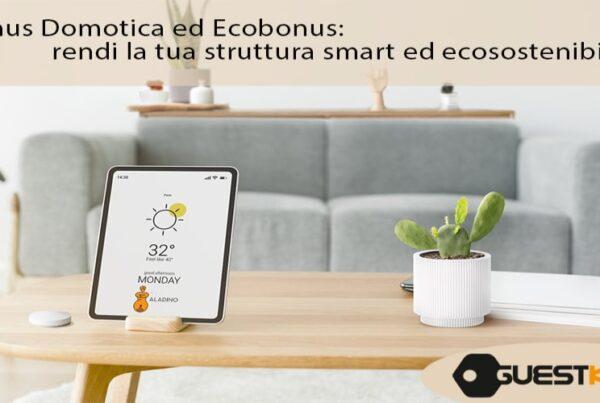 bonus domotica per rendere smart la tua struttura