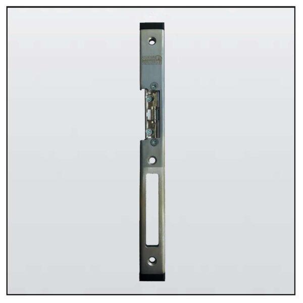Incontro elettrico per porte interne 166FLDX Destro