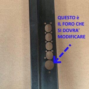 portoncino blindato come modificare il telaio per incontro elettrico